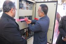 24 طرح تولیدی و خدماتی در چایپاره به بهره برداری رسید
