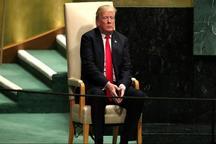 ادعای ترامپ: با موضوع ایران به سازمان ملل می روم