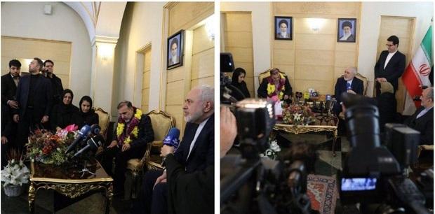 روایت ظریف از پیشنهاد آمریکا به استاد ایرانی
