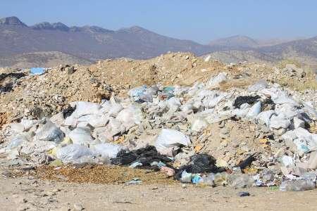 نه به ریختن زباله ها سرآغاز طبیعت پاک