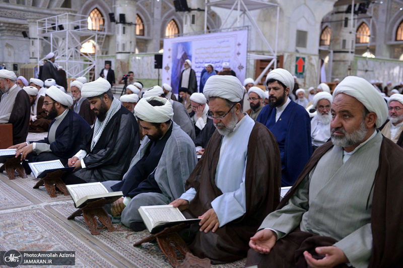 تجدید میثاق ائمه جمعه کشور با آرمان های حضرت امام خمینی(س)