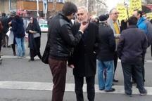 محمد رضا خاتمی: مردم نشان دادند که به اصل انقلاب و نظام وفادار هستند