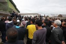 روحانی:  دولت به عنوان خادم و نماینده مردم با تمام توان در کنار مردم مناطق سیل زده است