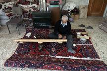 100هزار مترمربع فرش دستباف در چهارمحال و بختیاری تولید شد