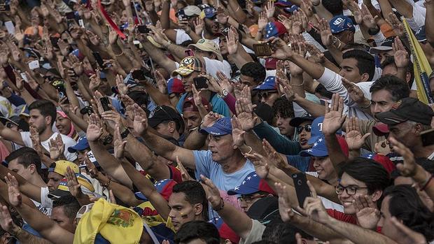 دستگیری 268 نفر در حوادث اخیر ونزوئلا