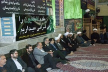 تبیین فرهنگ فاطمی و علوی ضامن جامعه اسلامی است