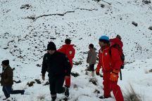 یک کوهنورد در ارتفاعات البرز جان باخت