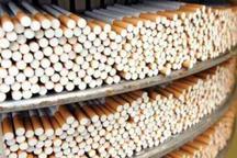 کشف 200 هزار نخ سیگارخارجی قاچاق در عجب شیر