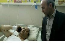 احوالپرسی تلفنی وزیر بهداشت از روانپزشک مصدوم تبریزی