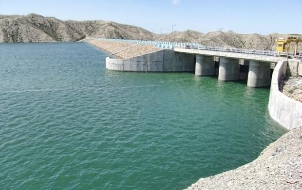 2.5 میلیون مترمکعب آب سد شیرین دره تخلیه شد