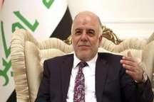 تبریک العبادی به دکتر روحانی/نخست وزیر عراق: روابط خوبی با همسایگان داریم