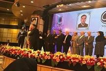 استاد دانشگاه تبریز نشان عالی مدیر سال را دریافت کرد