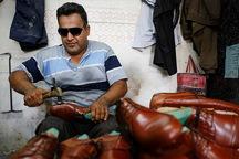110 هزار نفر از صنعت کفش تبریز ارتزاق می کنند