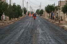 ایجاد زیرساخت ها در کوی مهدیس اهواز در حال انجام است