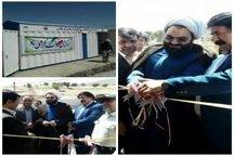 بهره برداری از ۳ طرح آبرسانی روستایی دلفان   بهره مندی  ۲۴۰ خانوار از آب شرب