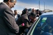 مسئولان استان مرکزی از مسافران نوروزی استقبال کردند