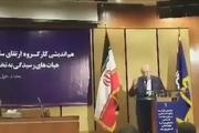 زنگنه:  هر بار اسم بابک زنجانی را میآوریم دو هفته در مطبوعات جیره خوارش به ما حمله میشود