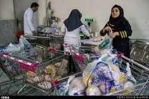 700بسته عیدانه میان مددجویان زیرپوشش بهزیستی آمل توزیع شد
