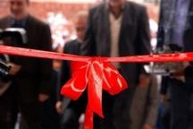 بهره برداری از ساختمان انجمن ناشنوایان در قزوین