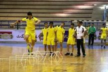 هندبالیست یزدی به اردوی تیم ملی دعوت شد