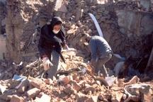 توزیع 2 هزار بسته اقلام غذایی در میان مردم روستاهای زلزلهزده