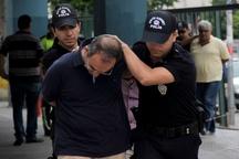حکم بازداشت ۸۵ کارمند وزارتخانههای انرژی و آموزش ترکیه صادر شد