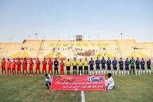 تغییر زمان دیدار استقلال خوزستان و فولاد در هفته بیست و سوم
