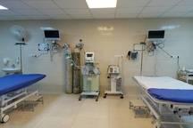واحد احیای قبلی ریوی بیمارستان گناوه راه اندازی شد