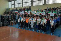 المپیاد ورزشی درون مدرسهای دانشآموزان گلستانی آغاز شد