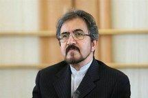 در پی حادثه پلاسکو: پرچمهای ایران در خارج از کشور نیمه افراشته شد