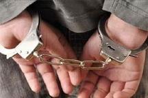 شکارچی غیر مجاز در پارک ملی کلاه قاضی اصفهان دستگیر شد