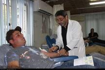 اهدای خون در آستارا 16 درصد افزایش یافت