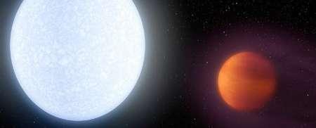 داغ ترین سیاره کشف شد