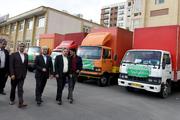 ارسال ۱۵ کامیون کمکهای آموزش و پرورش البرز به مناطق سیلزده