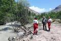 پیرمرد 74 ساله به درون رودخانه نینه رود الموت سقوط کرد