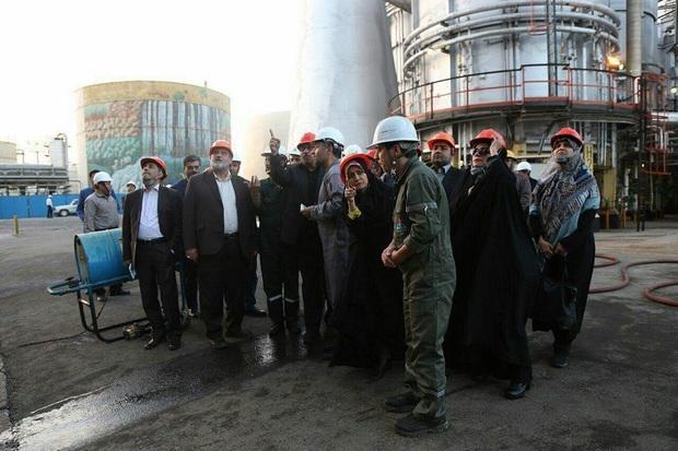 آموزش های محیط زیستی در صنایع نفتی جنوب تهران توسعه می یابد