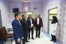 فرماندار: ساخت کلینیک تخصصی بیمارستان بافق پایان یافت