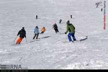 روزهای جذاب برای اسکی بازان در پیست پاپایی زنجان