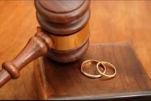 44 درصد طلاق های قم در پنج سال نخست زندگی رخ داده است