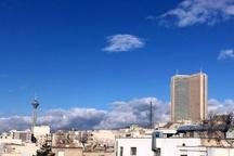 هوای تهران با شاخص 69 سالم است