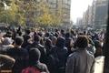 همه روایت ها از تجمعات خیابان انقلاب تهران