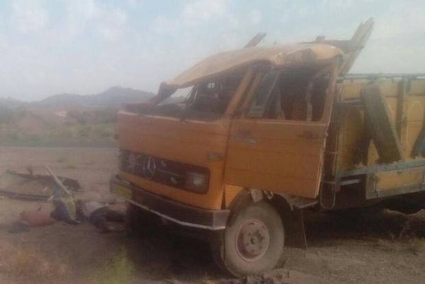 واژگونی خاور در عباس آباد میامی2کشته برجا گذاشت