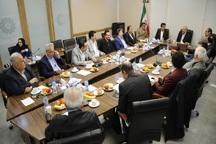 هیات رییسه جدید اتاق بازرگانی قزوین انتخاب شدند