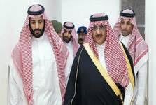 حصر خانگی بن نایف از بیم کودتای برعکس علیه بن سلمان/ ترس ولیعهد جدید از ولیعهد سابق و هوادارانش