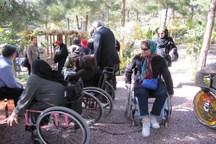 معلولان در پایتخت به عیددیدنی می روند