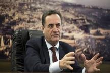 تهدید وزیر اطلاعات رژیم صهیونیستی علیه ایران