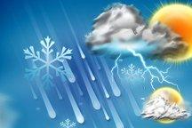 دمای هوای خراسان رضوی کاهش می یابد