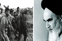 توصیف امام خمینی از رزمندگان دفاع مقدس
