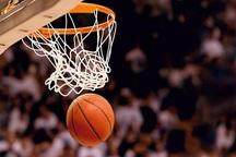 رقابت های بسکتبال استان قزوین به پایان رسید