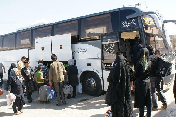 ثبات حمل و نقل عمومی مازندران در برابر بحران سیل